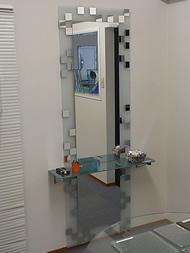 デザイン化粧鏡 FLBT-60185