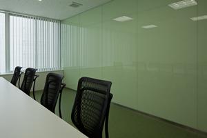 会議室壁面
