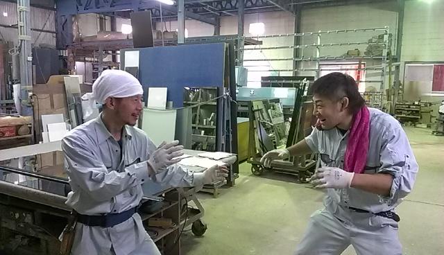青木・木村コンビ