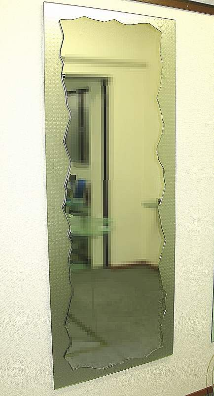 デザイン姿見鏡 BTM-60150